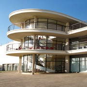 De La Warr Pavilion in Bexhill-on-Sea