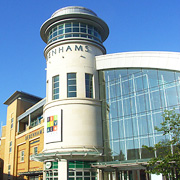 Festival Place Shopping Centre in Basingstoke