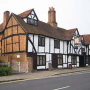 The King's Arms Hotel in Amersham