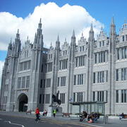 Marischal College in Aberdeen