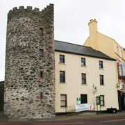 The Old Custom House in Bangor in County Down
