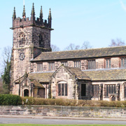 St Bartholomew's Church in Wilmslow