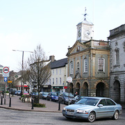 The Square in South Molton