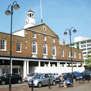 The Market House in Uxbridge