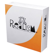 Packaging for the Realism Board Game