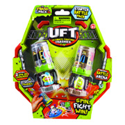Ultimate Fighting Trashies Packaging