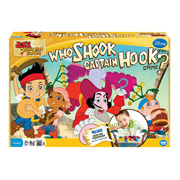 Who Shook Captain Hook? packaging