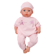 A beautiful Baby Annabell doll