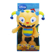Henry Hugglemonster Talking Plush Toy
