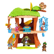 The Peter Rabbit Secret Treehouse Playset