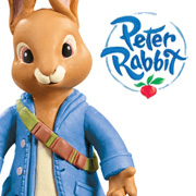 Peter Rabbit Figures