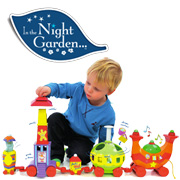 Ninky Nonk Pull Along Musical Train