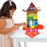 Henry Huggle-House Playset
