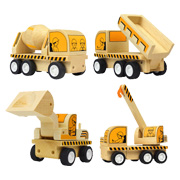 Varoom 4 Vehicles Construction Set