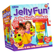Jelly Fun Slush Maker Packaging