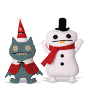 Uglydoll Christmas Set