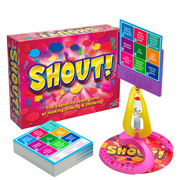 SHOUT! Packaging