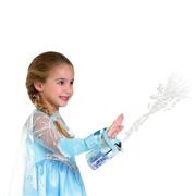 Frozen Elsa Magic Snow Sleeve Toy Review FAIL - YouTube