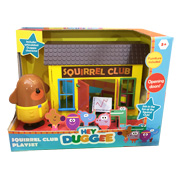 Squirrel Club Playset