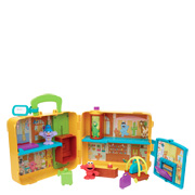The Furchester Hotel Playset With Figures