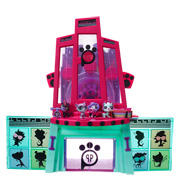 Littlest Pet Shop Pawza Hotel