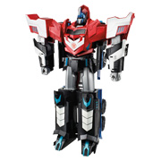 Transformers Optimus Prime Mega One Step Figure