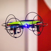 X-Voice Quadcopter