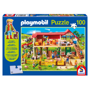Playmobil Puzzle & Play Set packaging