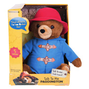 Talk To Me Paddington packaging