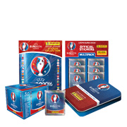 Panini Euro 2016 Sticker Collection