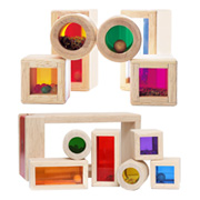 Rainbow Sound Blocks from Wonderworld
