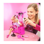 Barbie Hair Salon