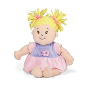 Baby Stella Blonde Doll from Manhattan Toys