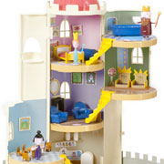 The Little Castle Magical Playset from Ben and Holly's Little Kingdom