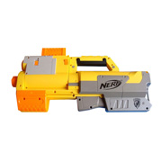 Nerf have always been at the cutting edge of toy guns - and the Nerf Deploy  CS-6 doesn't disappoint. The gun goes from stealth mode to attack mode  quicker ...