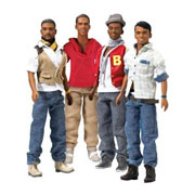 JLS Dolls from Vivid Imaginations
