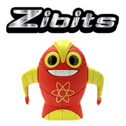 A Zibits 2.0 Robot from Flair