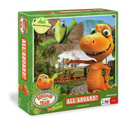 All Aboard! Game from Dinosaur Train