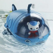 GUP-A Octonauts toy that works in the bath!