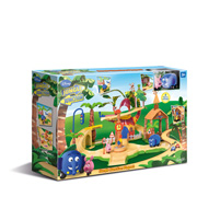 The Jungle Junction Playset Packaging