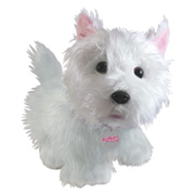 Benji My Best Friend - The Animatronic West Highland Terrier
