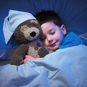 The Goodnight Charley Bear Plush Toy from Vivid