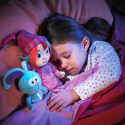 Sweet Dreams Rosie and Raggles Dolls from Everything's Rosie