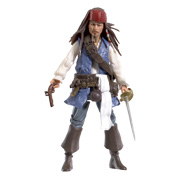 5 of the Pirates of the Caribbean 4: On Stranger Tides Toy Figures