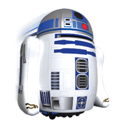 The Jumbo Inflatable R/C R2-D2 from Bladez Toyz