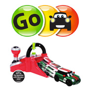 The Go Mini Stunt Launcher Toy