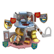 The Deluxe Pendragon Castle Playset from Mike The Knight