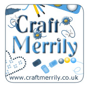 Craft Merrily Arts & Crafts Logo