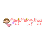 Magic Fairy Wings Logo