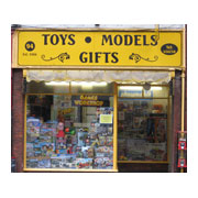Toys Models Gifts Logo
